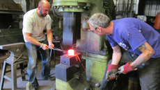 Blacksmithing Courses