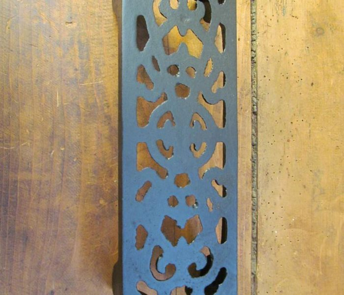 cast iron air brick decorative