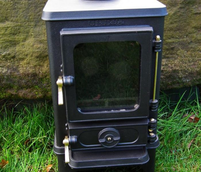 hobbit small stove fire burner
