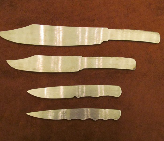 Bladesmiths knife blade blanks