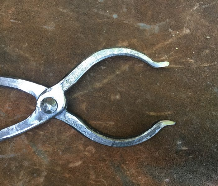 Blacksmiths bladesmiths forge tongs